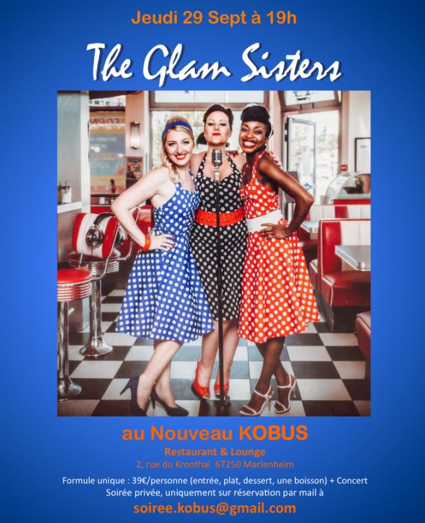 2016 09 05 the glam sisters au kobus