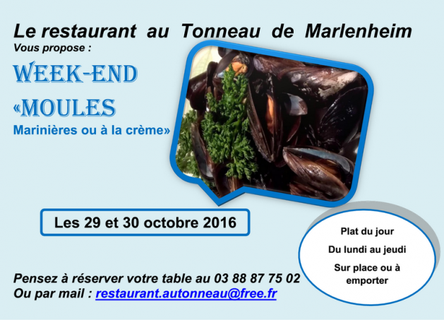 2016 10 10 week end moules au tonneau marlenheim
