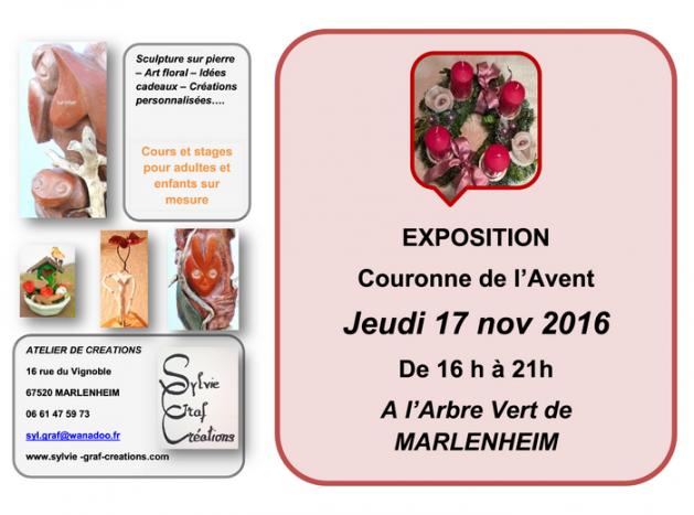 2016 11 07 expo restaurant l arbre vert marlenheim