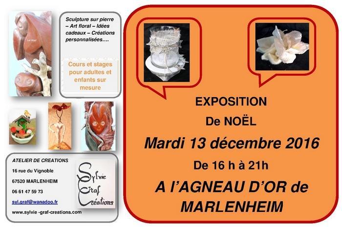 2016 12 08 exposition sylvie graf creations a marlenheim