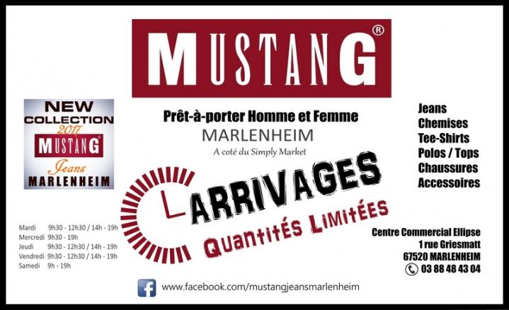 2017 02 11 nouvelle collection 2017 mustang jeans marlenheim