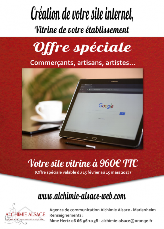 2017 02 15 alchimie alsace web offre speciale site