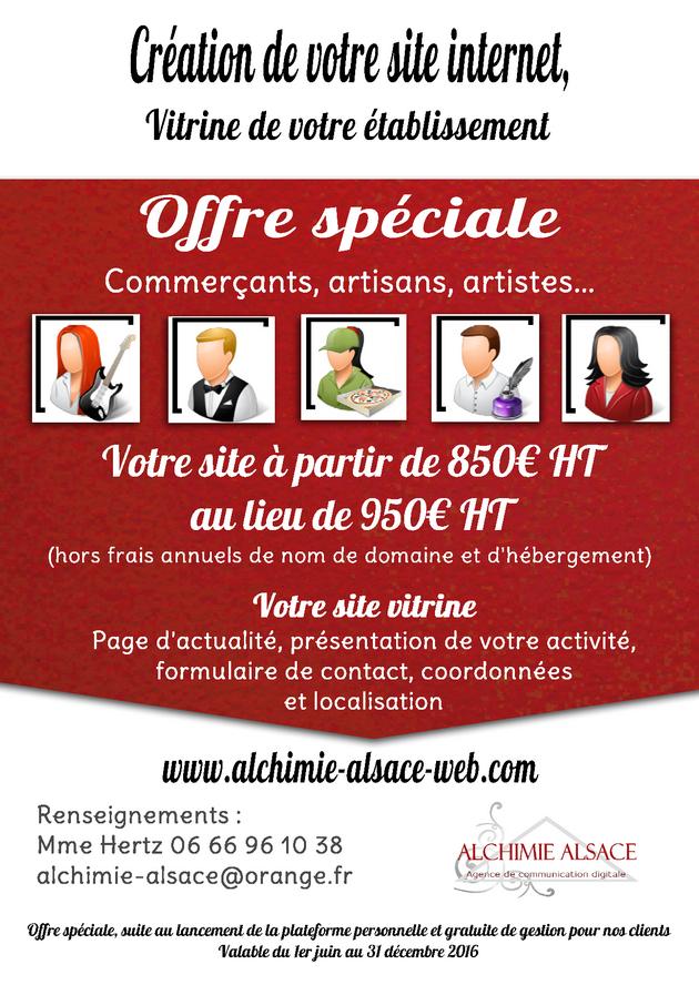 Alchimie alsace web creation de sites internet