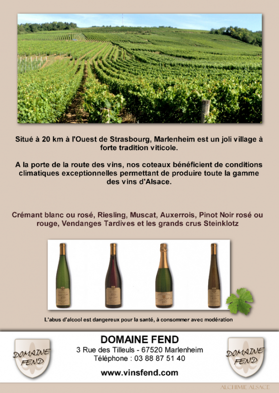 Vins fend a marlenheim