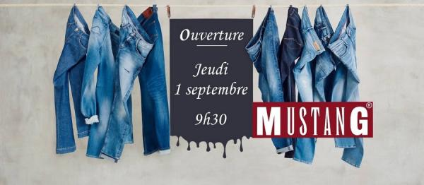 ouverture boutique mustang marlenheim