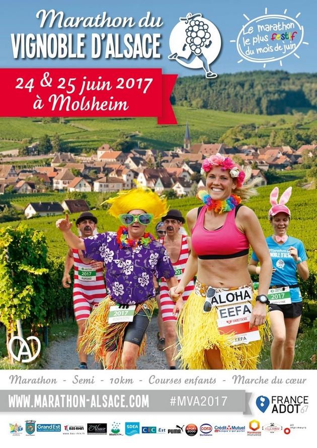 2017 06 07 marathon du vignoble d alsace a molsheim