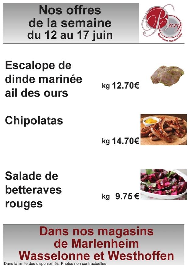 2017 06 12 boucherie charcuterie burg offres speciales