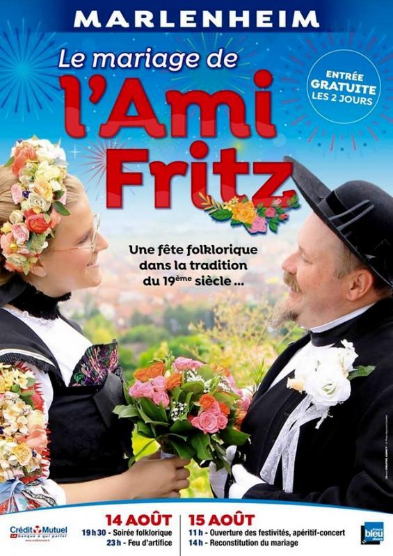 2017 08 09 mariage de l ami fritz a marlenheim
