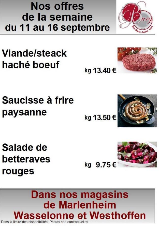 2017 09 11 boucherie burg offres speciales