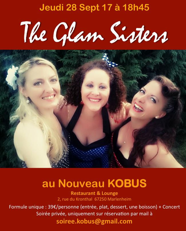 2017 09 12 le retour des glam sisters au restaurant kobus a marlenheim