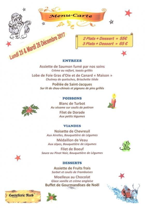 2017 12 01 menu de noel hostellerie reeb a marlenheim