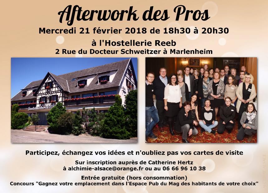 2018 02 01 afterwork des professionnels a marlenheim