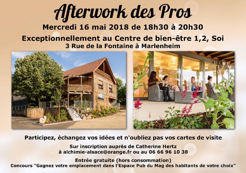 2018 02 05 afterwork des pros au centre de bien etre 1 2 soi a marlenheim