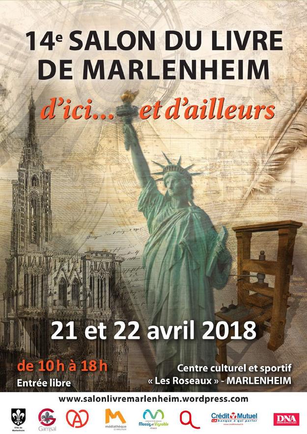 2018 03 29 salon du livre 2018 a marlenheim