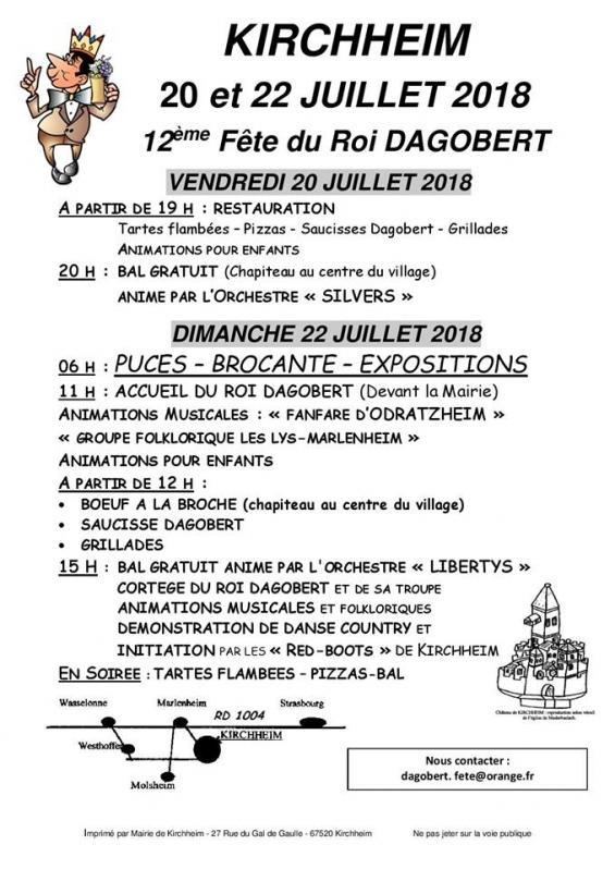 2018 07 09 fete du roi dagobert a kirchheim