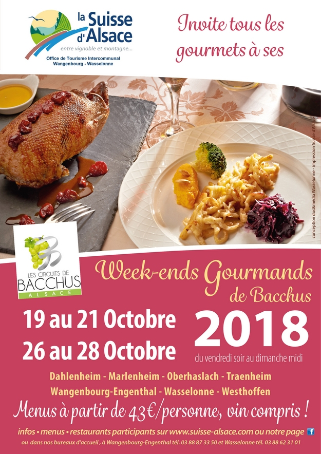 2018 09 20 week ends gourmands de bachhus 2018