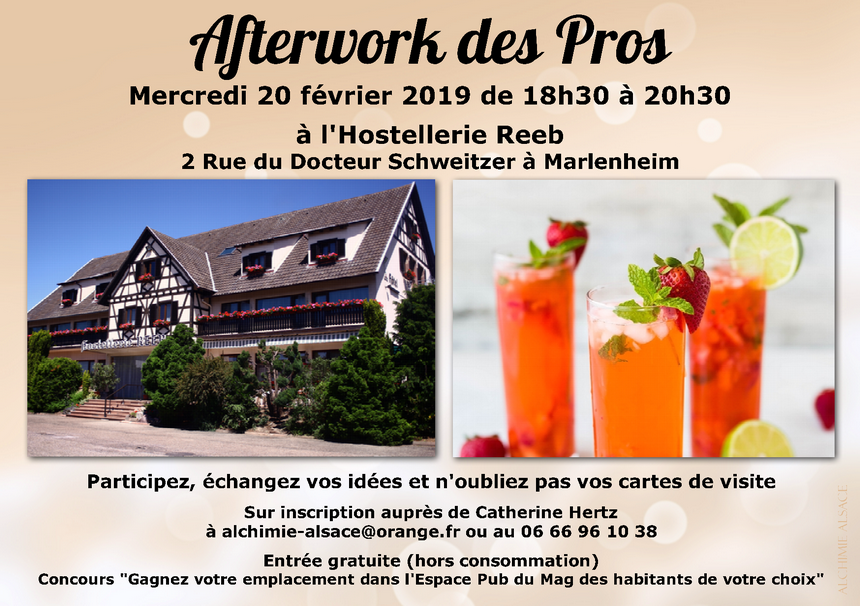 2018 10 08 after work des pros fevrier 2019 marlenheim