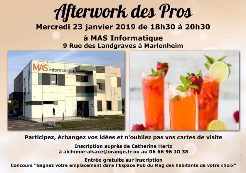 2018 11 27 alchimie alsace after work des pros janvier 2019 a marlenheim
