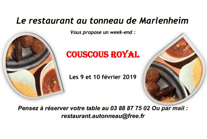 2019 01 25 restaurant au tonneau couscous 2019 marlenheim