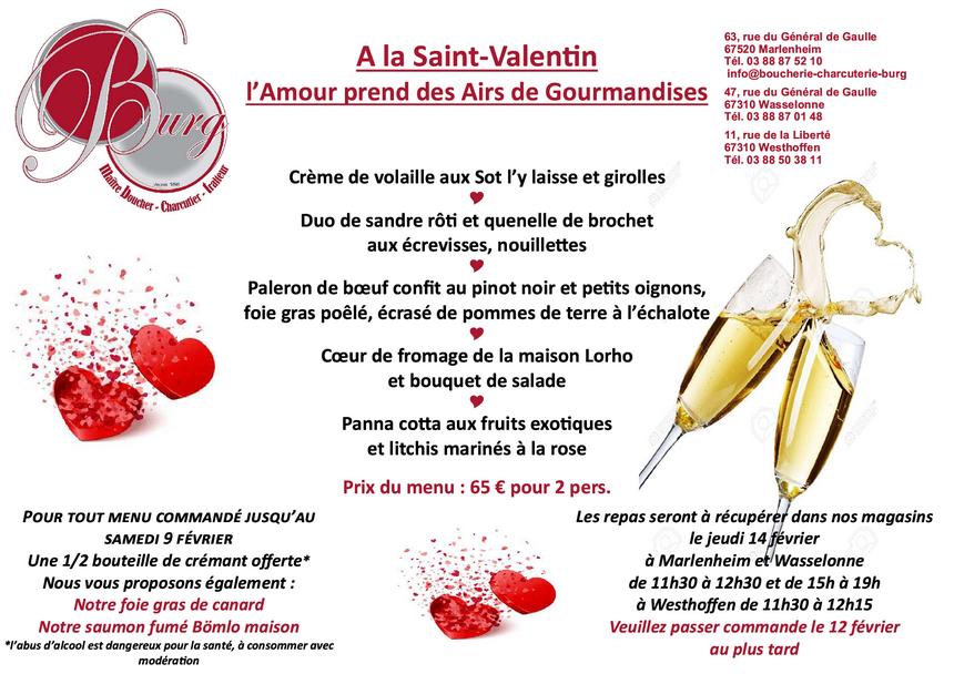 2019 02 04 boucherie burg menu de la st valentin