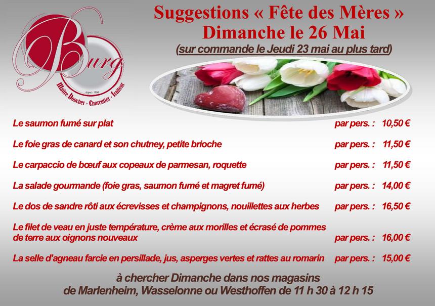 2019 05 20 boucherie burg menu fetes des meres 2019