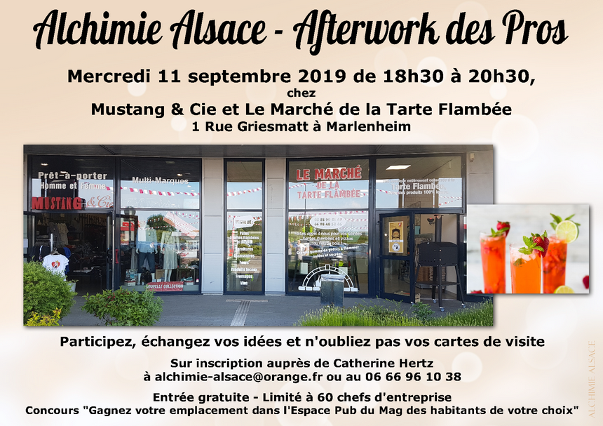 2019 05 27 alchimie alsace after work des pros septembre 2019 marlenheim