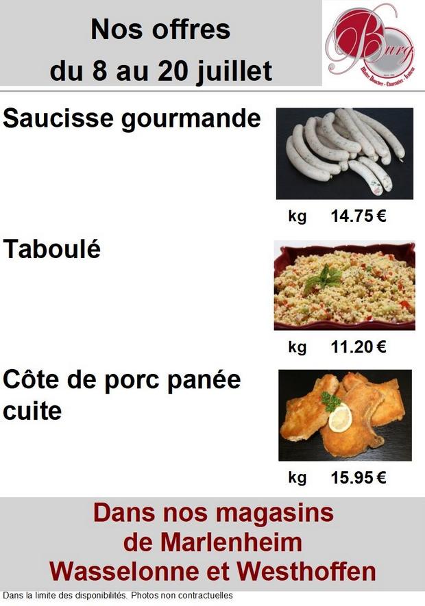 2019 07 08 boucherie burg offres speciales