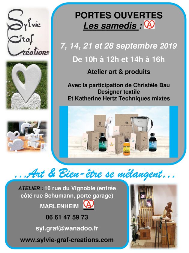 2019 09 04 sylvie graf creations portes ouvertes septembre 2019 a marlenheim