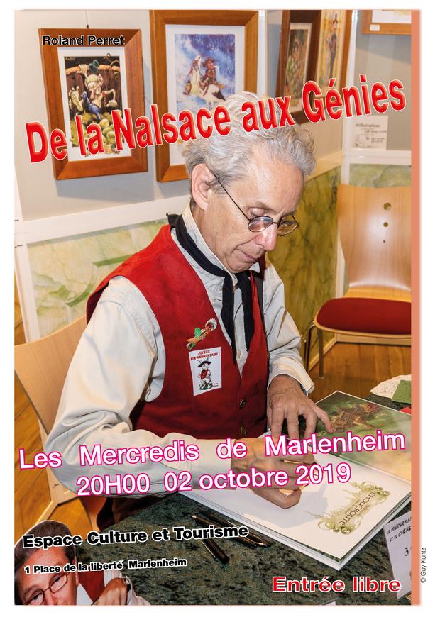 2019 09 23 les mercredis de marlenheim roland perret