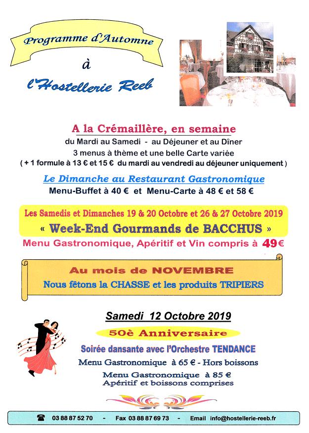 2019 10 08 programme d automne hostellerie reeb a marlenheim