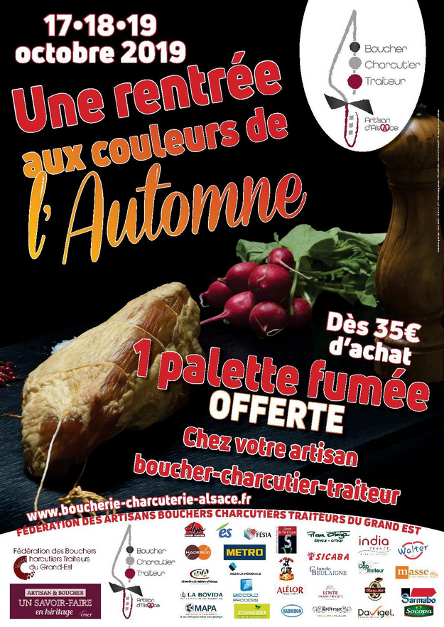 2019 10 14 boucherie burg operation palette fumee