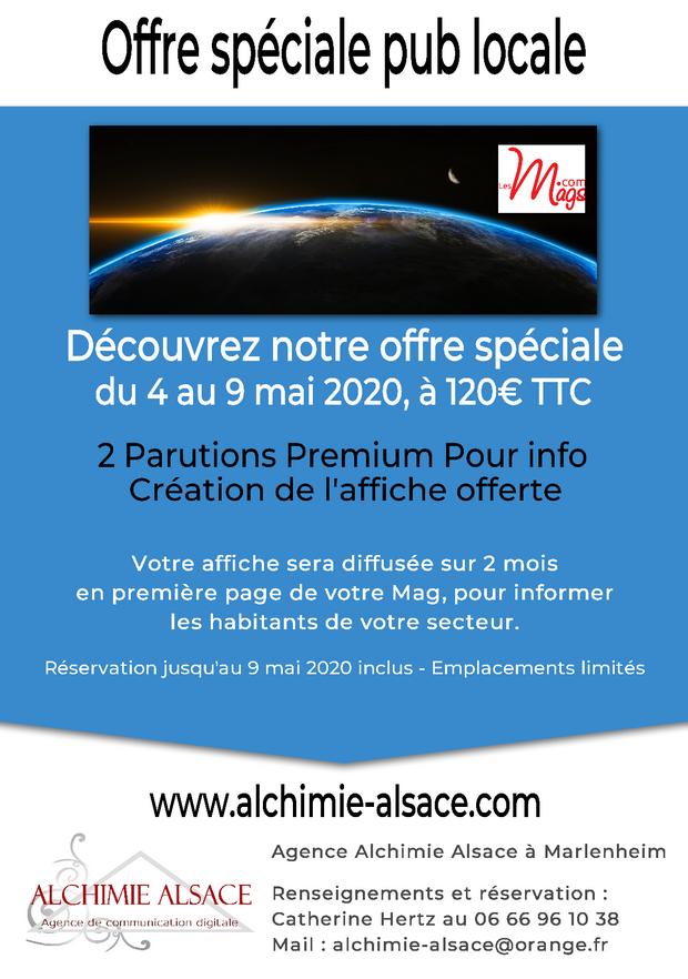 2020 04 28 agence alchimie alsace offre speciale pub premium