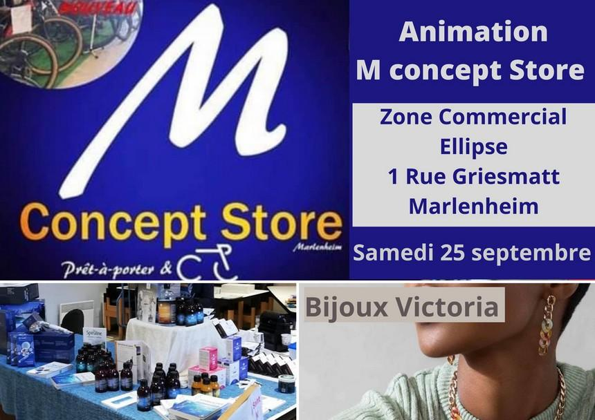 2021 09 25 animation m concept store a marlenheim