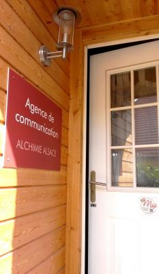 Agence alchimie alsace entree