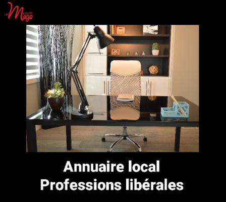 Annuaire local des professions liberales