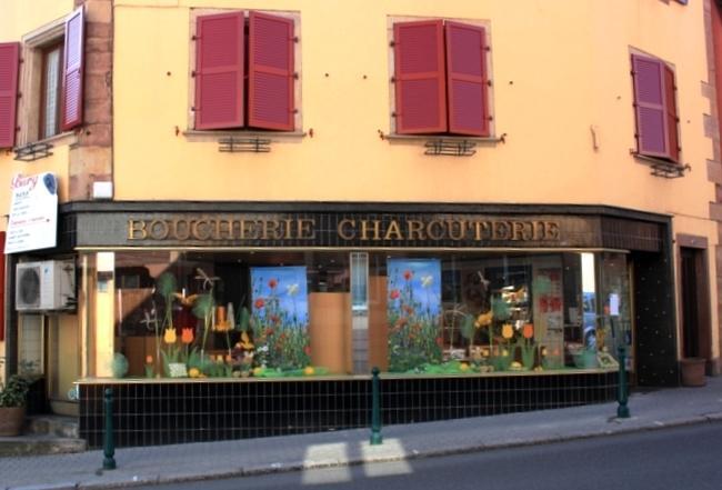 La Boucherie Burg à Wasselonne
