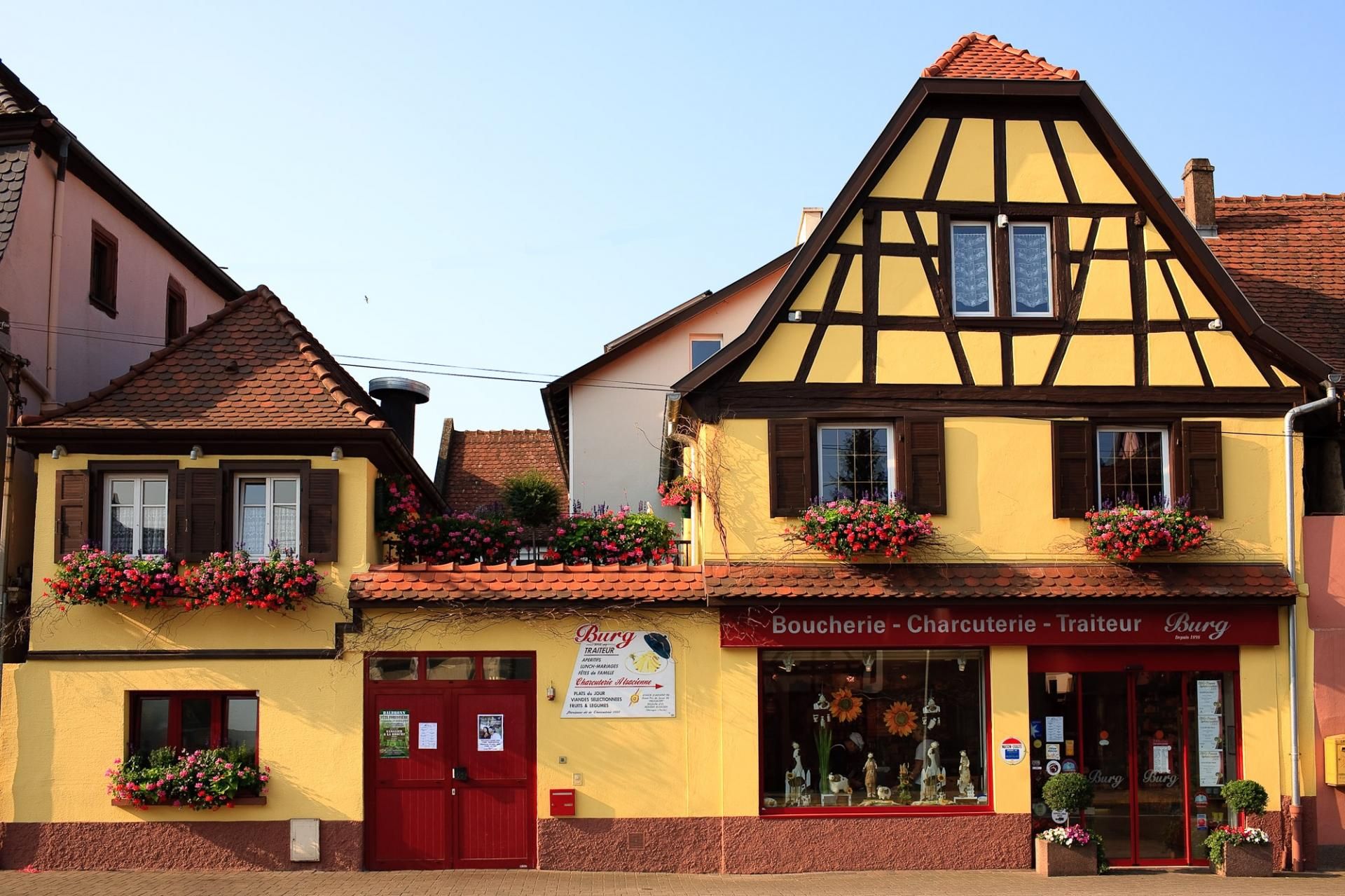 Maître Boucher Charcutier Traiteur BURG à Marlenheim