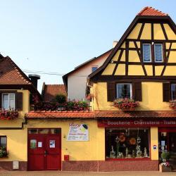 Votre Bonne Adresse : Boucherie-Charcuterie Burg à Marlenheim