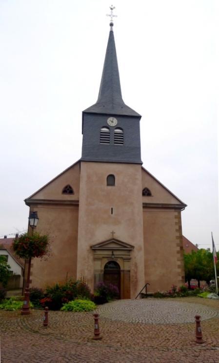 Eglise de wangen