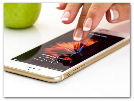 Gardez le contact avec votre mobile