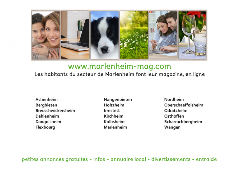 Marlenheim mag secteur marlenheim