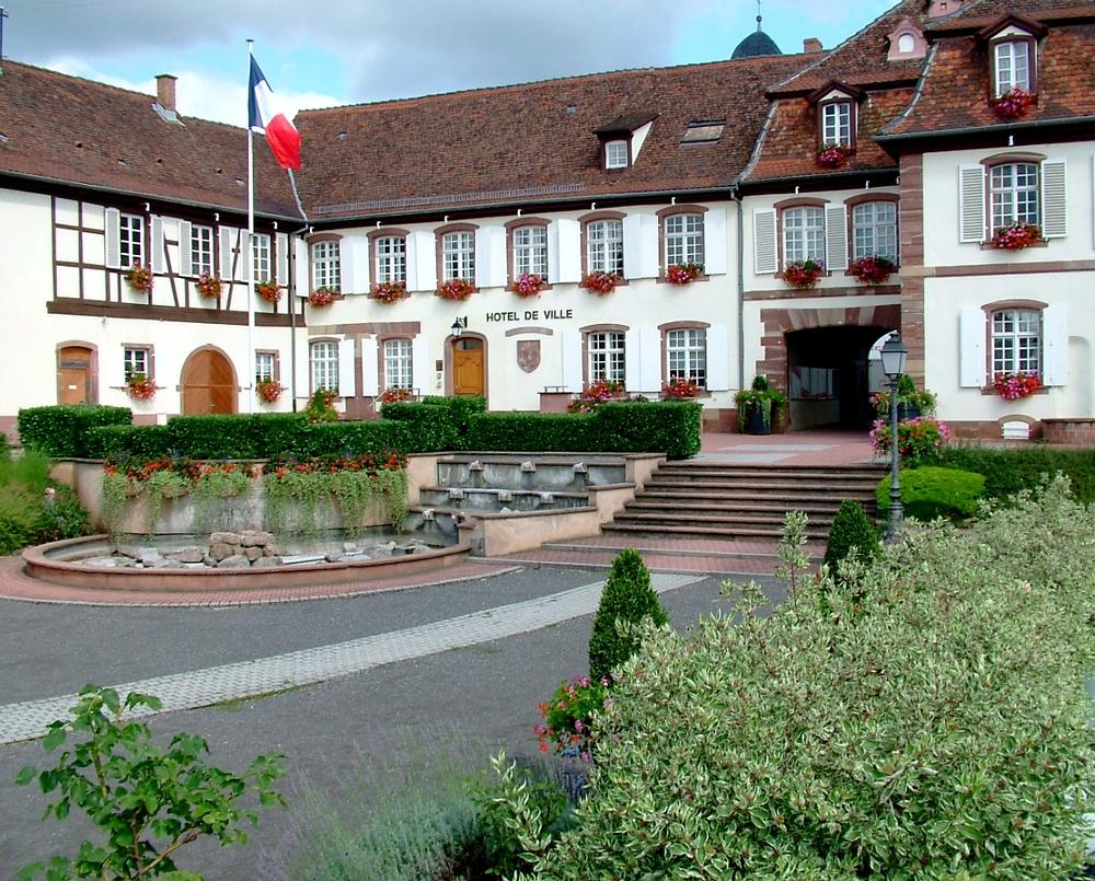 Commune de Marlenheim