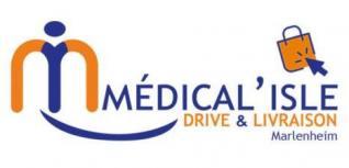 Medical isle marlenheim logo