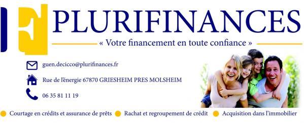 Plurifinances a griesheim pres molsheim
