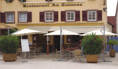 Restaurant au tonneau 1