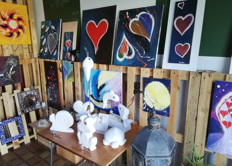 Sylvie graf creations l atelier de creation a marlenheim