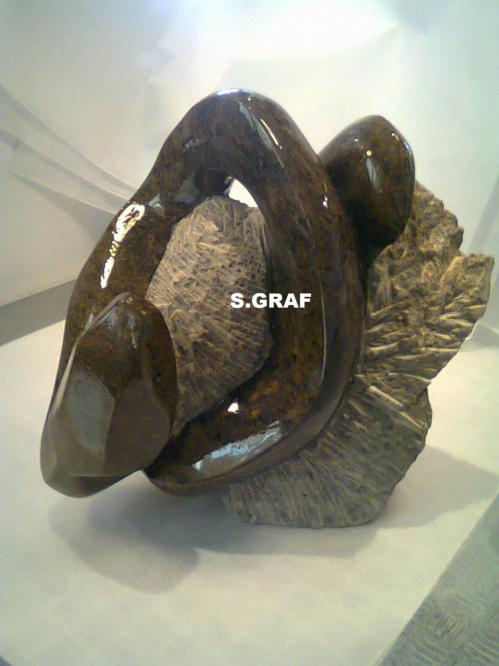 Sylvie graf sculpteur